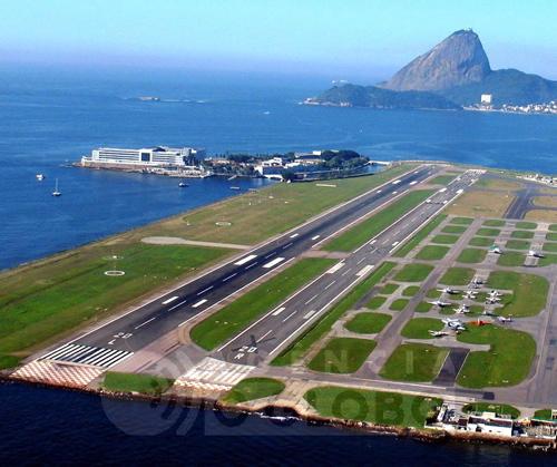 [Brasil] Governo atende pedido do COI e fechará Santos Dumont durante provas da vela Aeroporto-1-